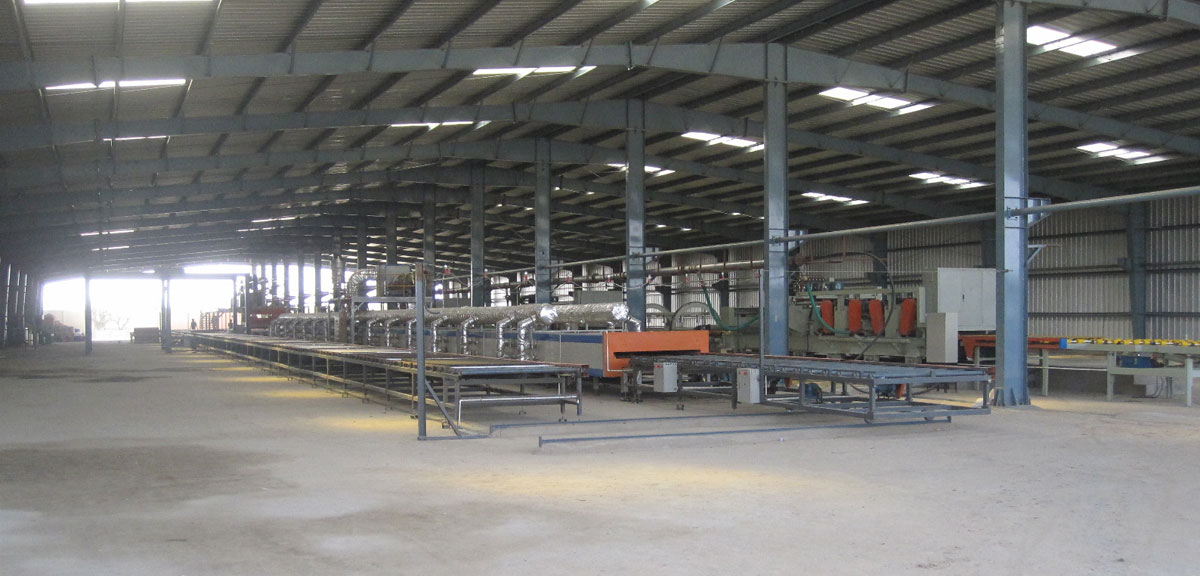 Shiva Export Manufacturing Plant